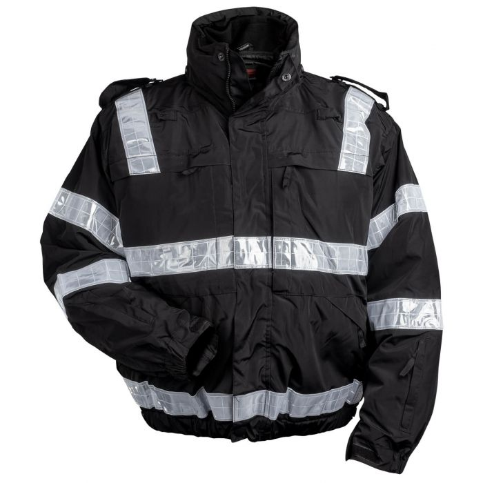 Niton Tactical Mission 5 Veste Imperméable-midnight green