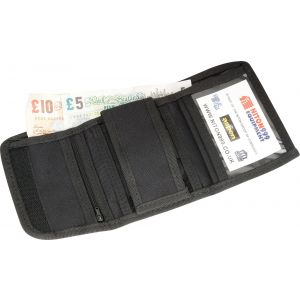 Nylon Tri-fold Wallet