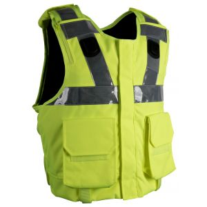 High Visibility Front Zip Carrier