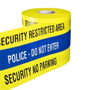 Police & Security Barricade Tape