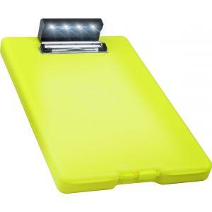 NiteRedi Illuminated Storage Board - Yellow