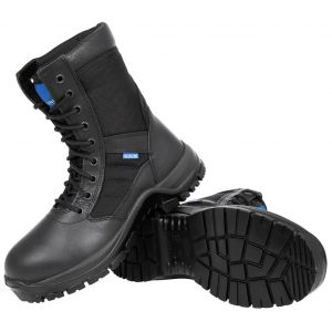 Blueline Patrol Boots, black tactical boots