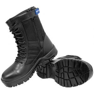 Blueline Patrol Side Zip Boots