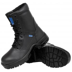 "Blueline 8"" Waterproof All Leather Patrol Boots"