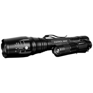 BlueLine Patrol Max Rechargeable Torch