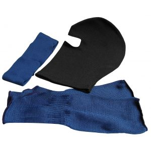 """Kevlar Protection 26"""" Neck Protector"""