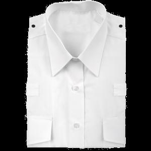 Mens Classic Uniform Shirt - Short Sleeve