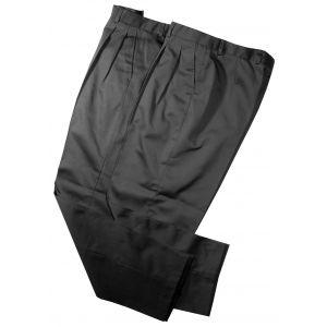 Mens Classic Uniform Trousers - Black