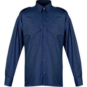 Long Sleeve Uniform Shirt – Navy