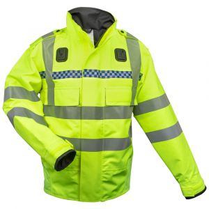 Hi-Vis Police Uniform Blouson Jacket