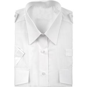 Ladies Pilot Shirt - Short Sleeve