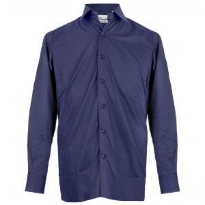 Ladies Long Sleeve Uniform Shirt - Navy