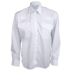 Ladies Classic Uniform Shirt - Long Sleeve