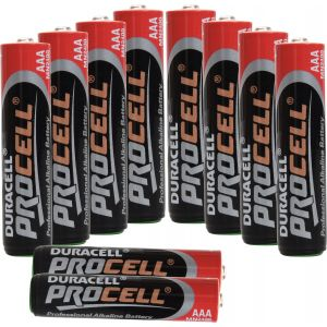 Duracell AAA Batteries - 10 Pack