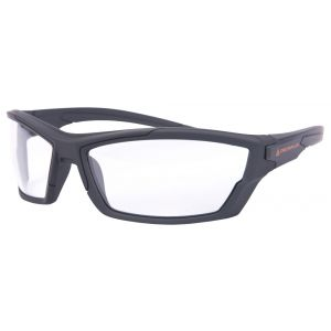 DeltaPlus Kilauea Clear Lens Safety Glasses