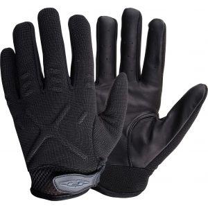 Interceptor X with Leather Palms - Black