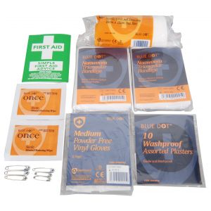 HSE One Person First Aid Kit
