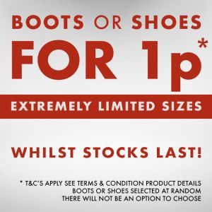 Boots And Shoes For 1p