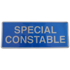 Special Constable Sew On Reflective Badges