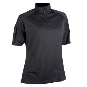 Ladies Short Sleeve Comfort Shirt - Arm Epaulettes