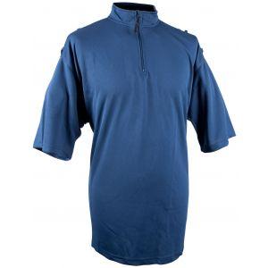 Short Sleeve Comfort Shirt - 2 Bar & Button Epaulette