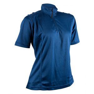Ladies Short Sleeve Comfort Shirt - Bar & Button Epaulette