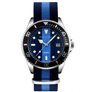 The Blue Line Quartz Watch