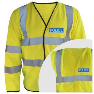 Hi-Vis Police Vest