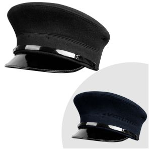Ladies Security Flat Peaked Cap