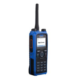 HYT PD795 Intrinsically Safe Digital Radio