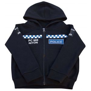 Children's POLICE Hoodie