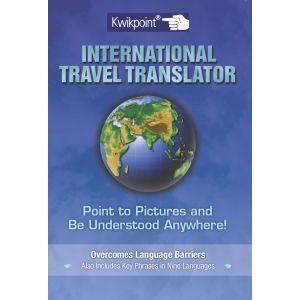 International Visual Language Translator - Passport Size