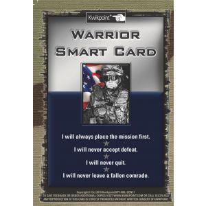 Warrior Smart Card - Restricted