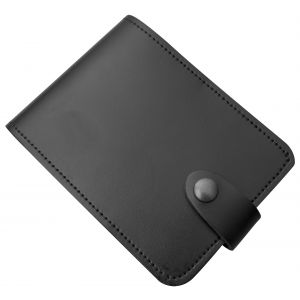 Leather Deluxe Pocket Book Cover, Police Notebook Cover