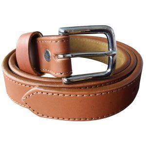 Hand Finished Leather Belt