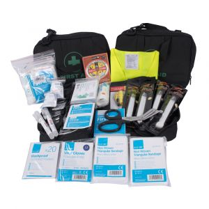 Major Incident First Aid Kit with Vest