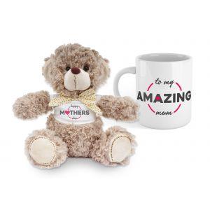 Mothers Day Bear & Mug Combo