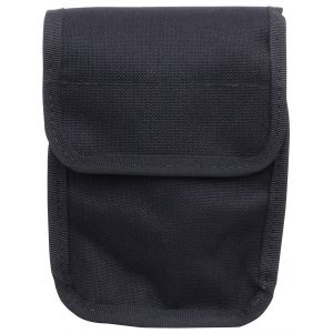 Nylon Utility Pouch - Black