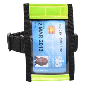 SIA Badge Arm Band Holder