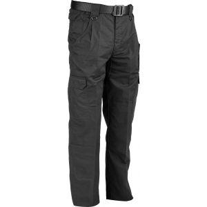 "Lightweight Ripstop Trousers - Black 30"" Leg - 32""W / 30""L"