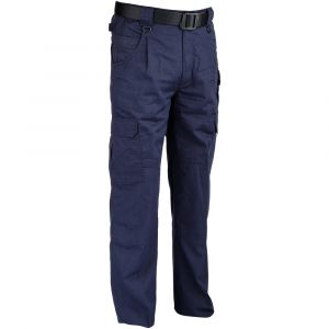 """Lightweight Ripstop Trousers - Navy 32"""" Leg"""