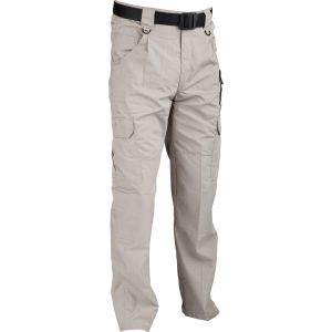 Lightweight Ripstop Trousers - Khaki