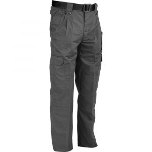 "Lightweight Ripstop Trousers - CT Grey 32"" Leg - 30""W"