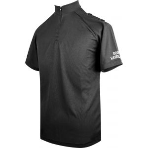 Niton Tactical Dog Handler Short Sleeve Comfort Shirt - Black