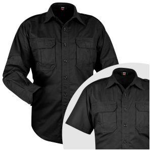 Niton Tactical Black Ripstop Shirt