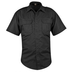 Short Sleeve Shirt - Black