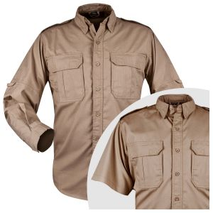 Niton Tactical Sand RipStop Shirt