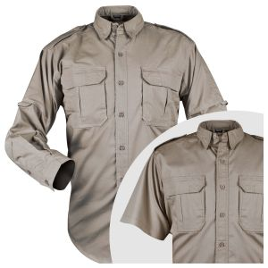 Niton Tactical Khaki Ripstop Shirt