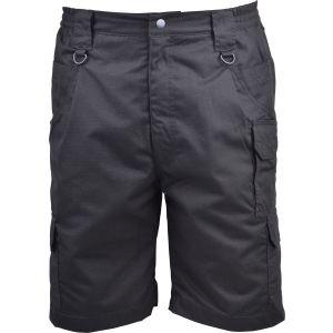 6 Pocket Shorts - Black