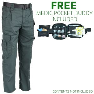 Niton Tactical EMS Trousers - FREE Medic Pocket Buddy